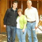 Kevan, Mary & Wes