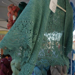 Shawl from Celtic Knot
