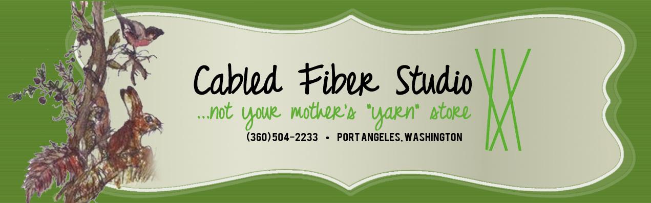 Cabled Fiber Studio