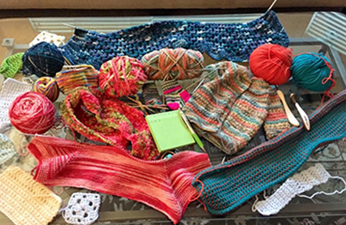 Mary's Knitting Corner