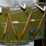 New knitting needles from addi