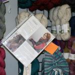 Firwood Farm Alpacas love the Churchmouse Yarn & Teas