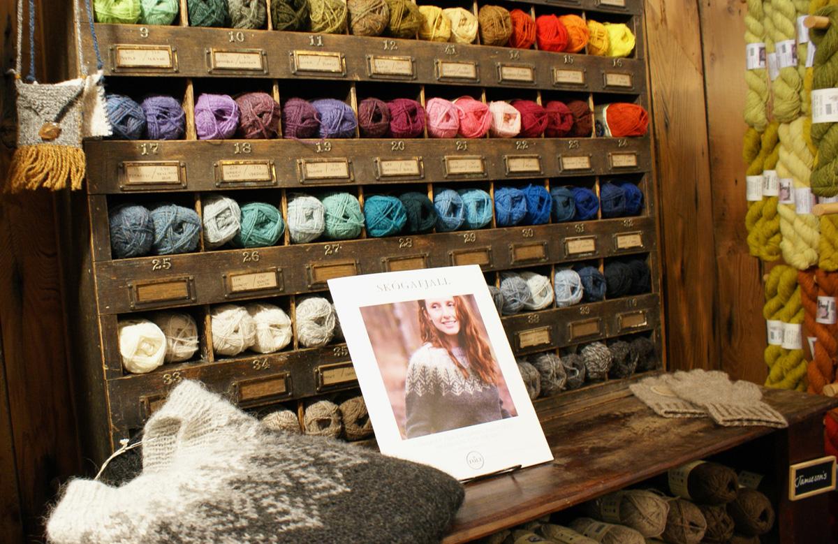 Yarn Shop Spotlight